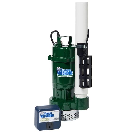Industrial Strength 1/2 HP Pump