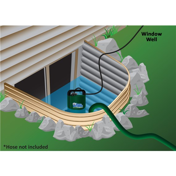 Bw Auto Utility Pump Drawings Window Well