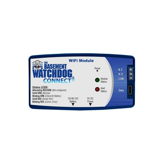 Basement Watchdog WiFi Module | Basement Watchdog