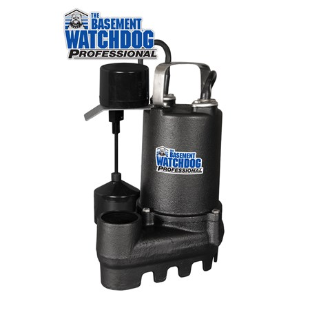 SI_Series_Sump_Pump_with_logo
