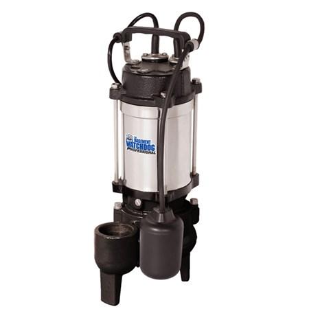 sewage pump - Watchdog Sump Pump